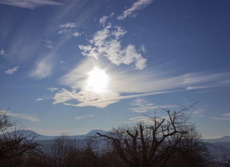 Schwäbisch Gmünd – Mutlanger Heide und die Föhnlage