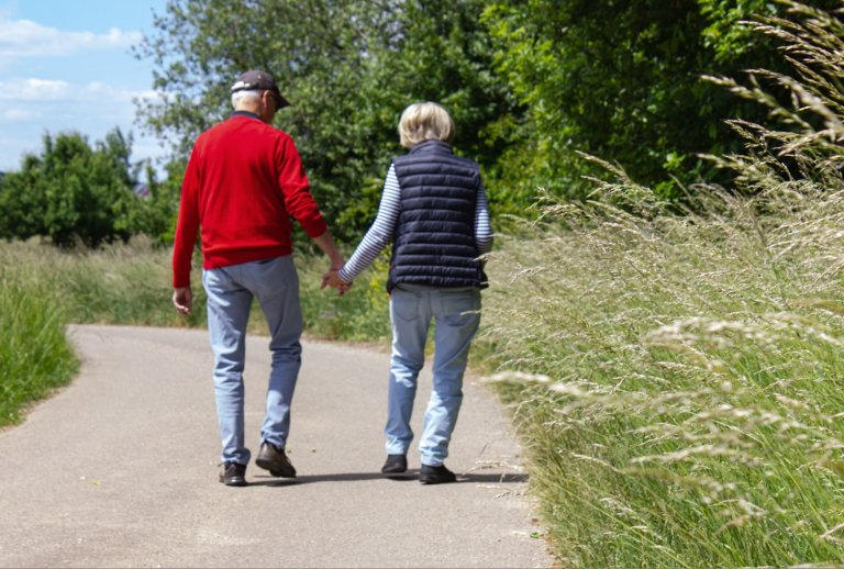 Senior couple – Paar im Ruhestand